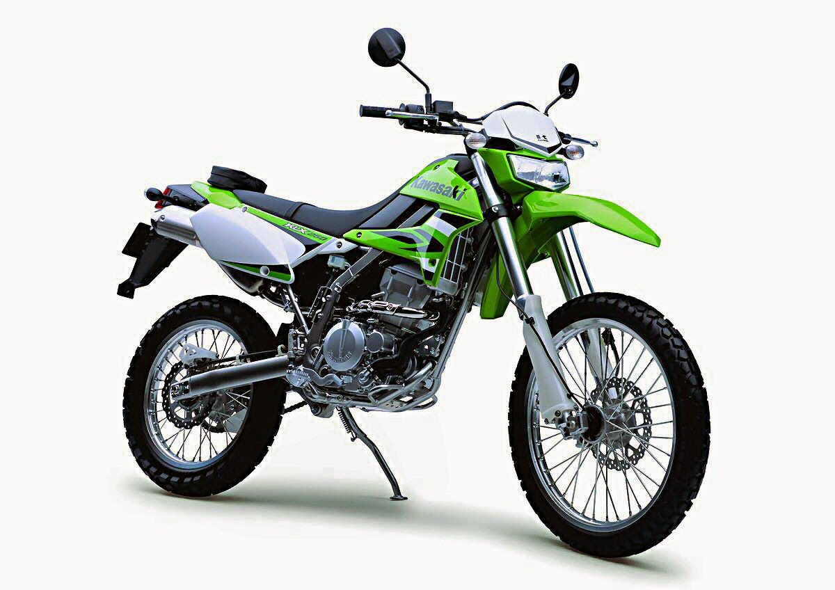 Harga Motor Kawasaki Klx 250 Bekas