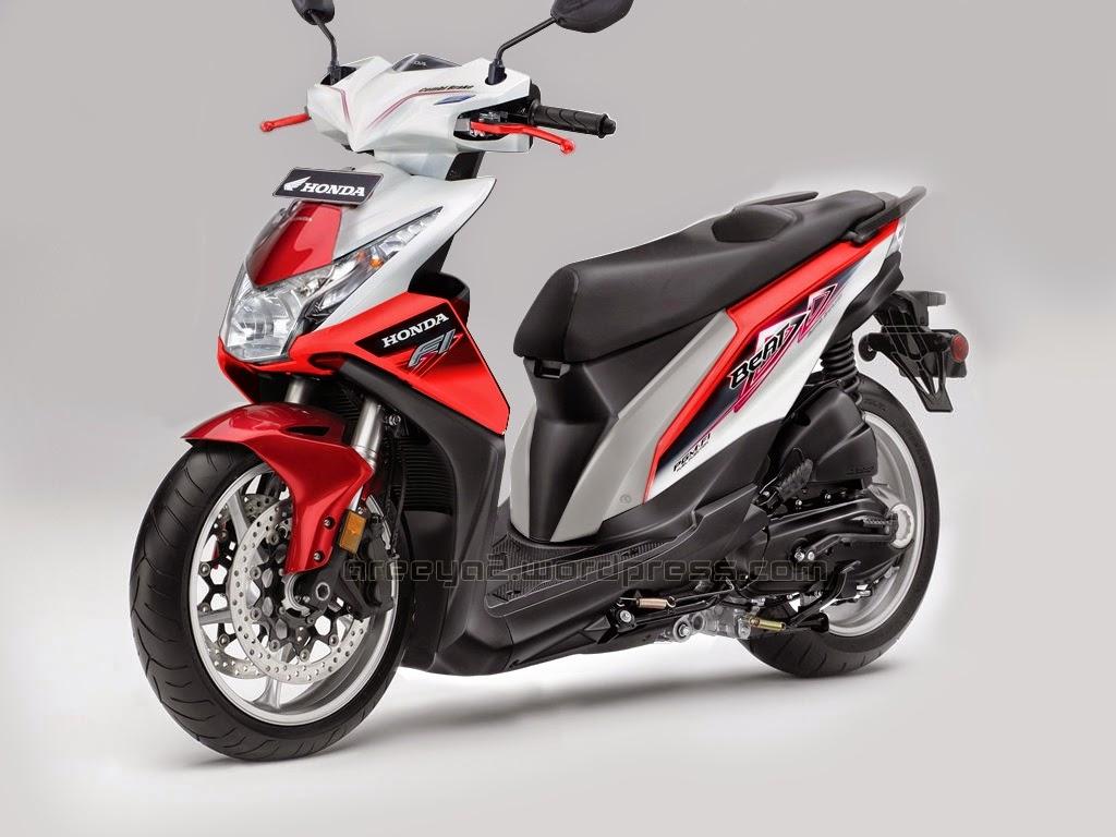 Modifikasi Honda Beat Cw Fi