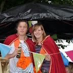 Oranjefeest 2009 - ochtend