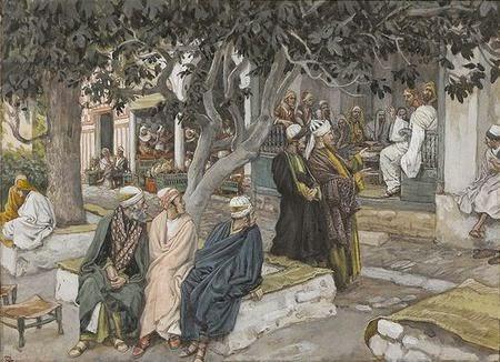 Kopā ar muitniekiem un grēciniekiem