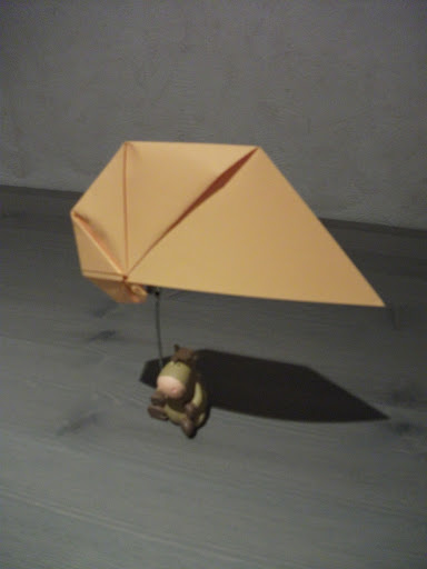 Origami Concha/Fóssil