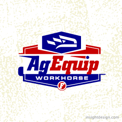 AgEquip logo design Wichita