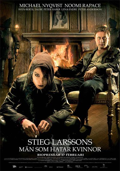 Get Tuff Fest I: Movie 23: The Girl with the Dragon Tattoo (2009)