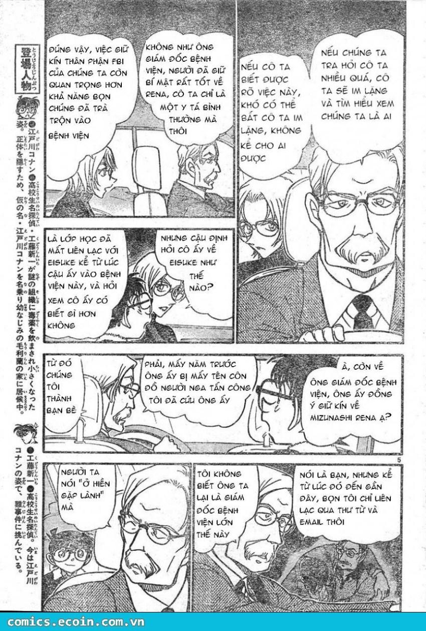 Detective Conan Chap 596 - Truyen.Chap.VN