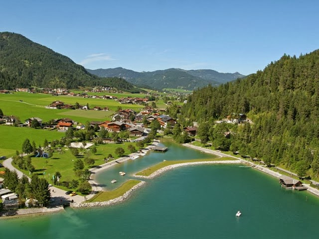 Férias em Achenkirch