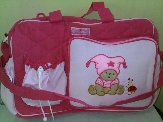 jual perlengkapan bayi (hasil hadiah :D)