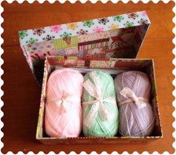 Cadeau  crochet