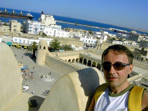Крепость укрепление Рибат в Суссе