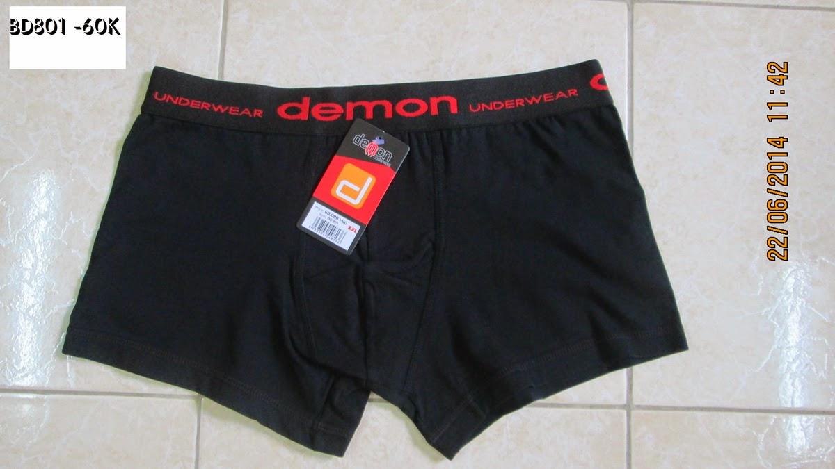 Quần lót, quần sịp, quần chíp nam Demon