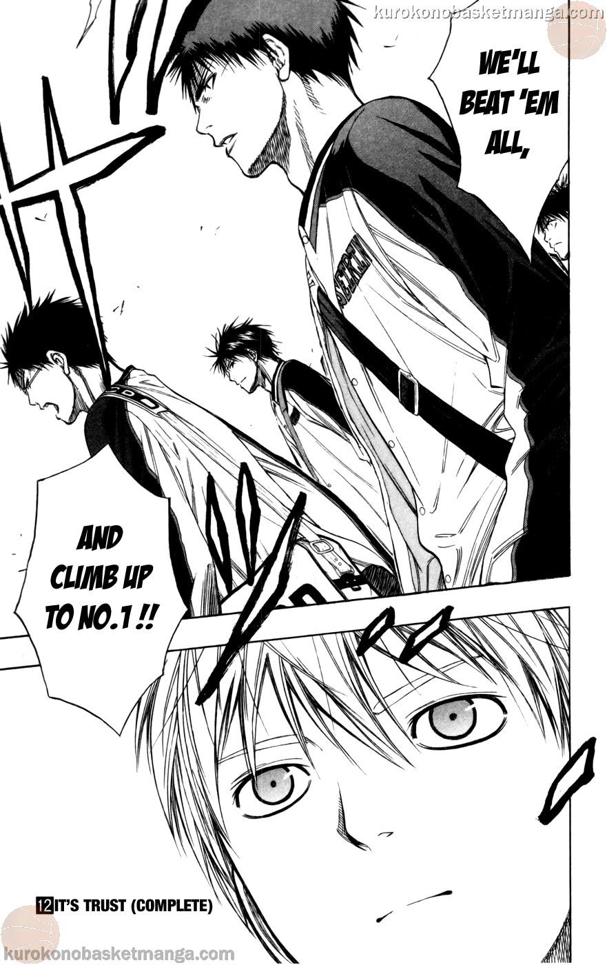 Kuroko no Basket Manga Chapter 108 - Image 19