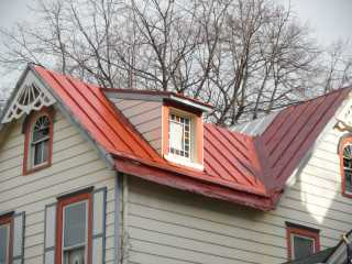 Red Tin Roof House Roof Menders Inc