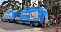 Mediante la gestión del Gobierno municipal, los móviles del plan documentario del Ministerio del Interior llegarán a Cañuelas la próxima semana.