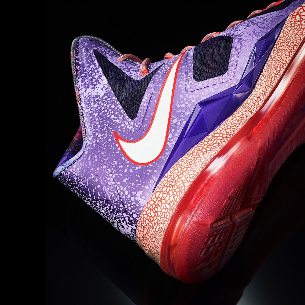 nike unveils the extraterrestrial lebron x allstar game