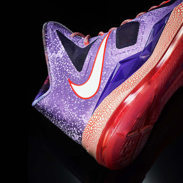 Nike Unveils the Extraterrestrial LeBron X AllStar Game Edition