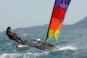 Trening PHCA - Majorka 2008