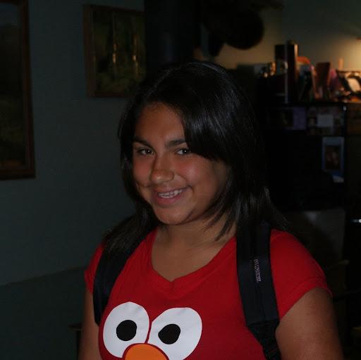 Caitlin Castillo