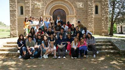 Els de  4t d'ESO visiten el Berguedà