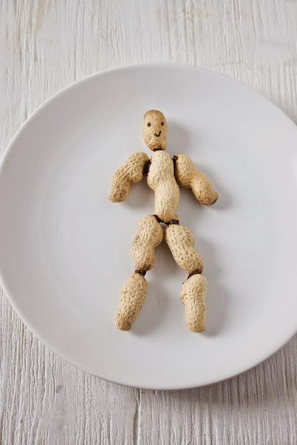 Muñeco de cacahuetes