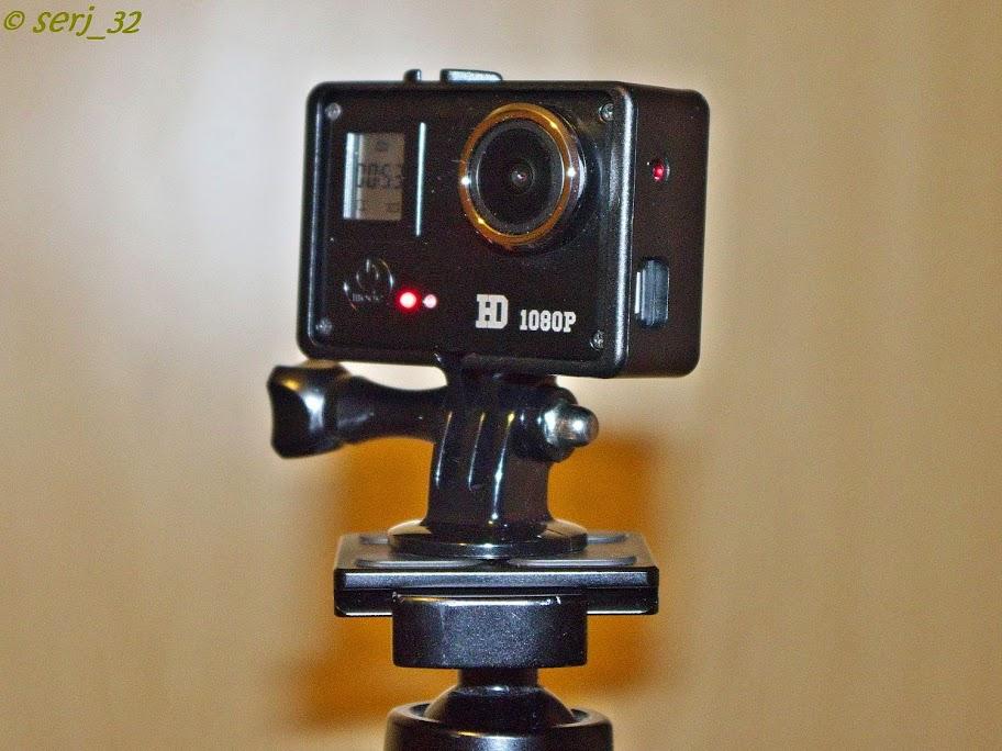 DealExtreme: Видеокамера AMKOV AMK5000 (SJ5000) - очередной закос под GoPro