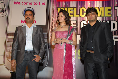 Tamanna at Celkon Mobile Launch