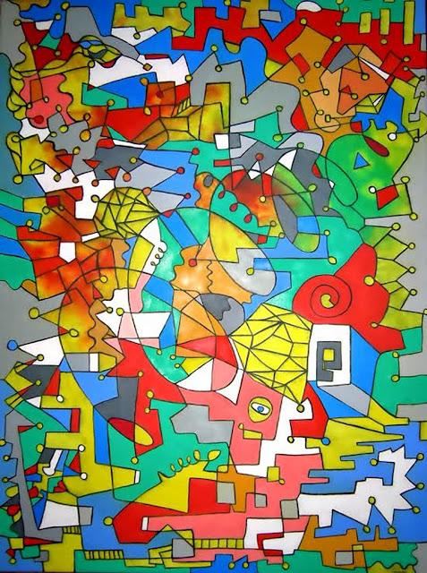 Entremedias,pintura de Ciriaco