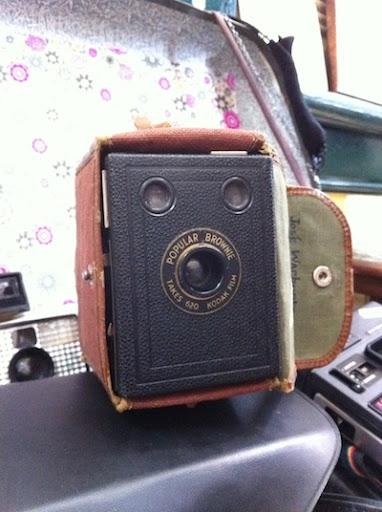 Vintage Retro Kitsch