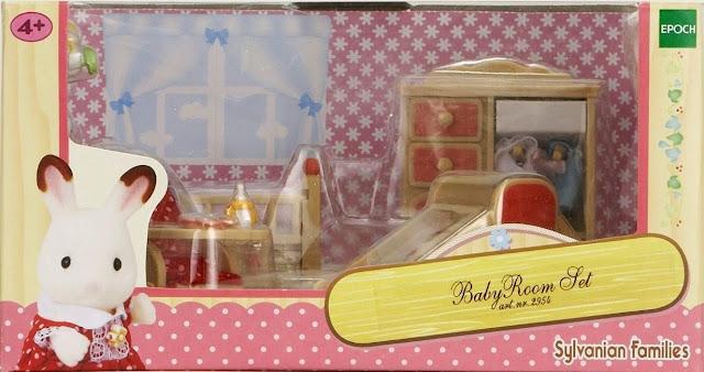 Bao bì sản phẩm SF 2954 Phòng dành cho em bé