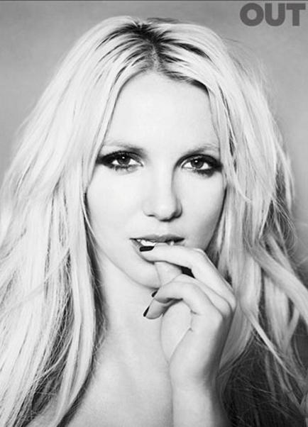 britney spears out magazine 2011. Britney Spears Covers Out
