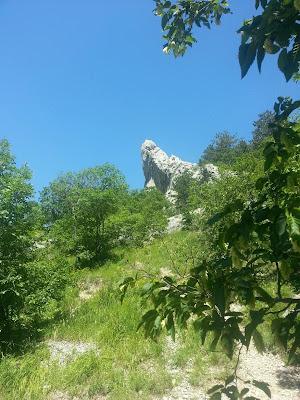 Riserva Naturale della Val Rosandra, Val Rosanda TS, Italy
