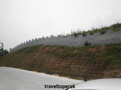 Great Wall of Gopeng