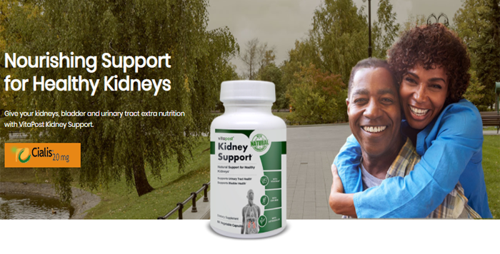 Nourishing Support for Healthy Kidneys