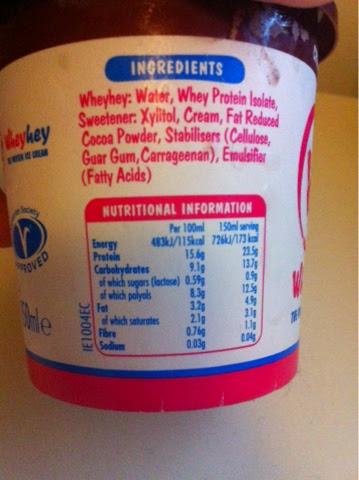 wheyhey, icecream, wheyheyice-cream, jäätelö, proteiinijäätelö