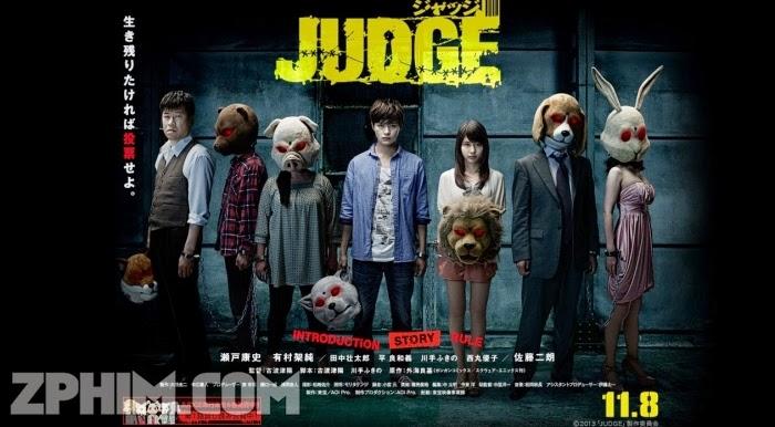 Ảnh trong phim Thẩm Phán - Judge! 1