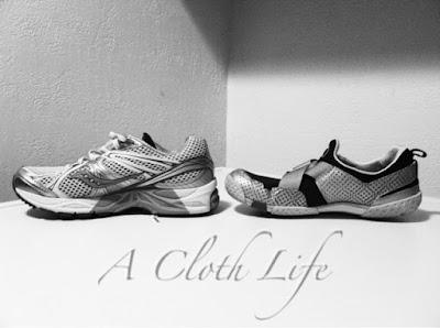 """Saucony """"stabality"""" shoe vs SKORA zero heel drop"""