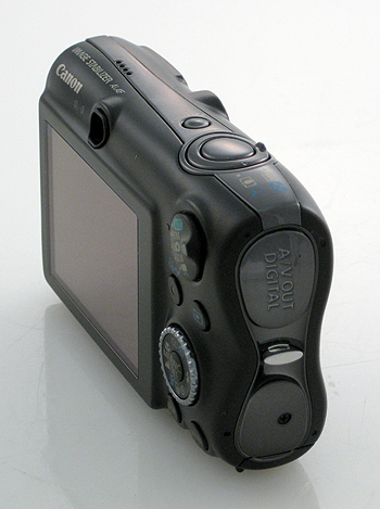 Canon PowerShot SD990 IS