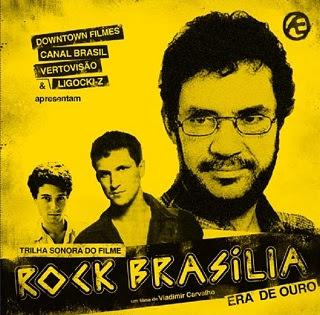 Trilha Sonora  Rock Brasília: Era de Ouro
