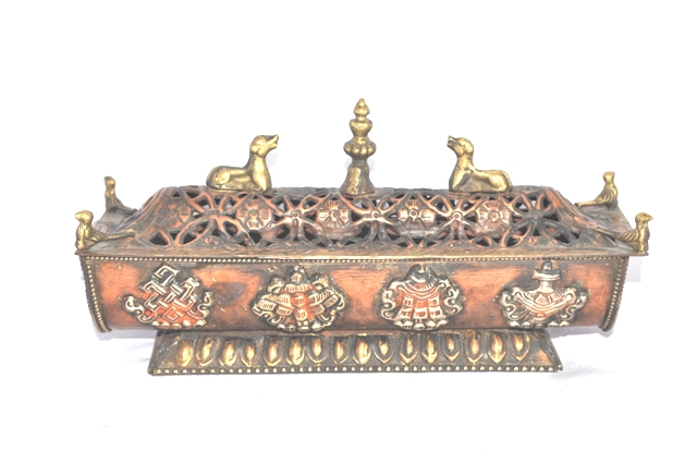 Incense Holder Copper