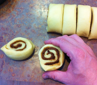 Cooking The Amazing Cinnamon Rolls