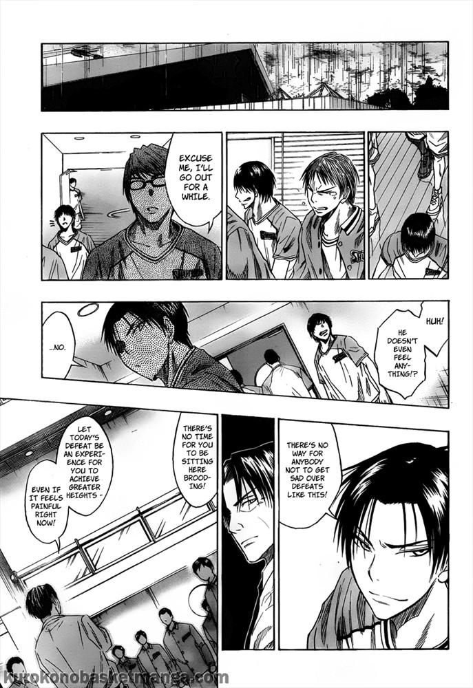Kuroko no Basket Manga Chapter 35 - Image 15