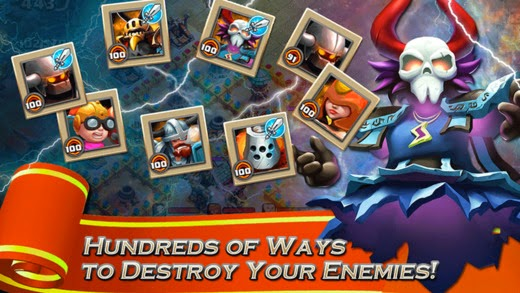 Clash of Lords 2 v1.0.4 for iPhone/iPad