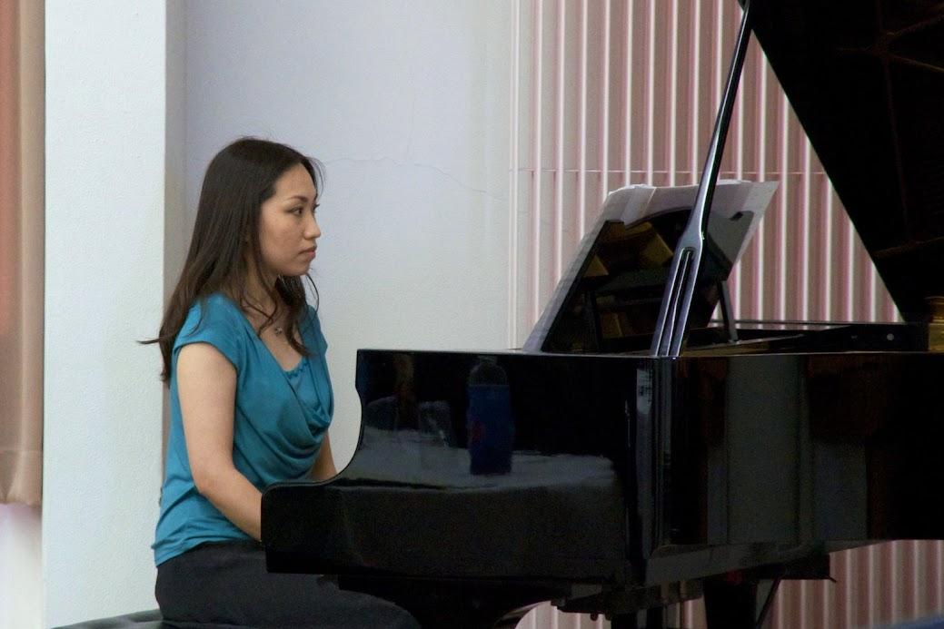 ピアノ伴奏・中島和子さん
