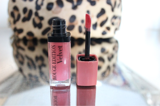 Bourjois Rouge Edition Velvet Lipstick - Happy Nude Year