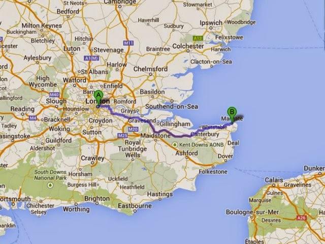 passeando - Passeando por caminhos Celtas - 2014 - Página 7 Mapa