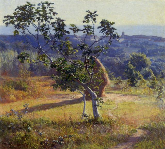 Elin Danielson-Gambogi - Antignano outskirts