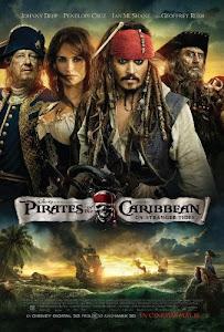 Cướp Biển Vùng Caribê 4: Suối Nguồn Tươi Trẻ - Pirates Of The Caribbean: On Stranger Tides poster