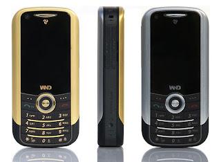 WND Wind Duo 1200 dual sim phone