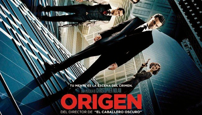 Origen [BrRip] [Castellano] [MG-PL]