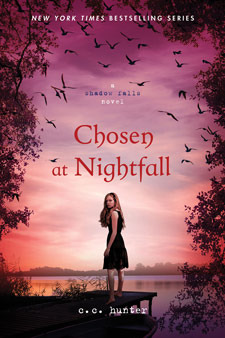 Review: CHOSEN AT NIGHTFALL by C.C. Hunter