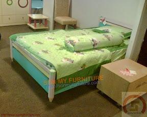 Giường ngủ cho trẻ SMGT07