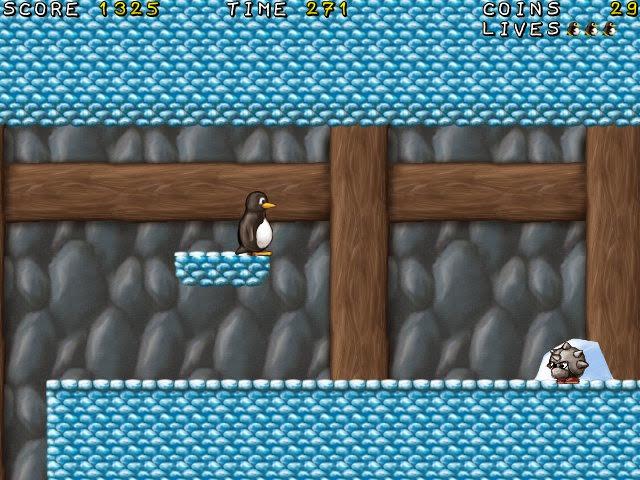 Conoce SuperTux 2, el clon libre del popular mario Bross